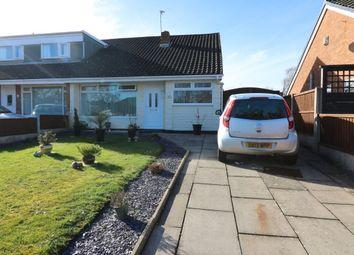 Thumbnail 3 bed bungalow for sale in Ascot Drive, Great Sutton, Ellesmere Port