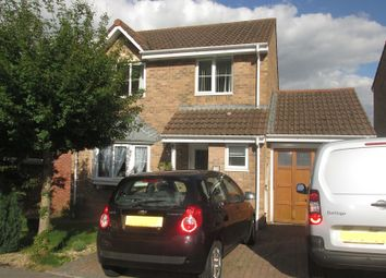 Thumbnail 3 bed detached house for sale in Dorallt Way, Cwmbran