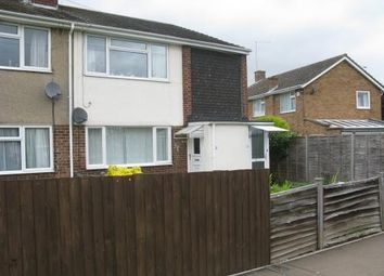 Thumbnail 2 bedroom flat to rent in Sandhills Road, Whitehills, Northampton