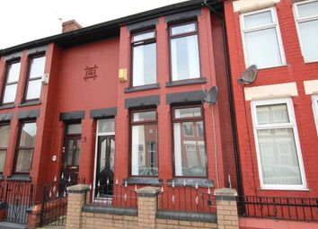 Thumbnail 3 bedroom terraced house to rent in Thornton Road, Bootle, Liverpool