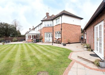 Thumbnail 6 bed detached house for sale in Oxhey Road, Watford, Hertfordshire