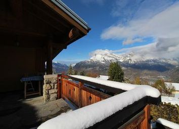 Thumbnail 3 bed chalet for sale in Saint-Gervais-Les-Bains, Haute-Savoie, France