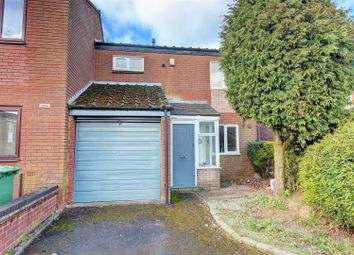 Thumbnail 3 bed terraced house for sale in Draycott, Telford