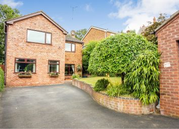 Thumbnail 4 bed detached house for sale in Rockfield Drive, Helsby