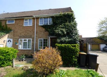 Thumbnail 3 bed end terrace house for sale in Milton Ernest, Beds