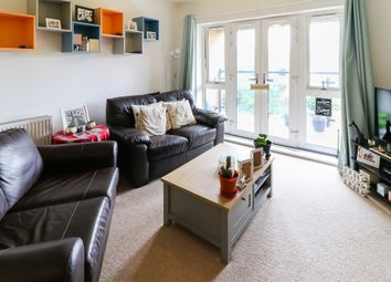 Thumbnail 2 bed flat for sale in Chenille Court, Wallington, London