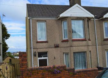 Thumbnail 3 bed semi-detached house for sale in Lon Mafon, Swansea