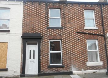 Thumbnail 1 bed terraced house to rent in South Street, Carlisle