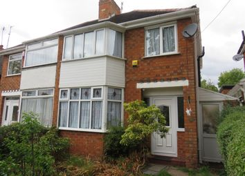 3 bed semi-detached house for sale in Rockford Road, Great Barr, Birmingham B42