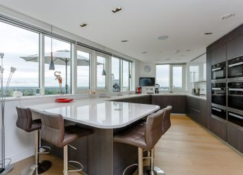 Thumbnail 3 bed flat for sale in Skyline House, Dickens Yard, Ealing, London