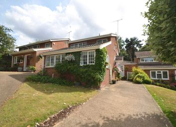 Thumbnail 4 bed detached house for sale in Abbey Walk, Heath And Reach, Leighton Buzzard
