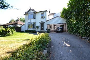 Thumbnail 4 bed detached house for sale in Prestbury Road, Macclesfield, Cheshire