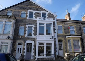 Thumbnail 4 bed terraced house for sale in Newlands Street, Barry, Vale Of Glamorgan
