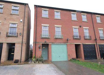 Thumbnail 4 bed end terrace house for sale in Bridgeside Way, Spondon, Derby
