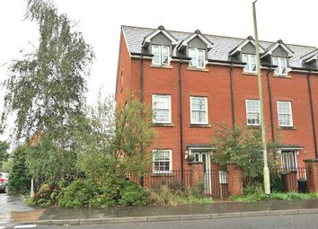 Thumbnail 5 bed end terrace house for sale in Mercers Close, Tiverton