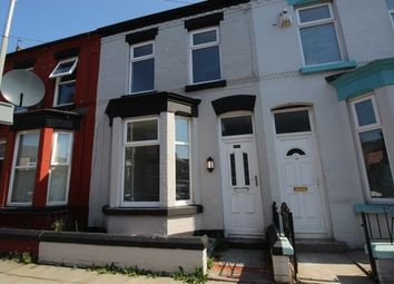 Thumbnail 4 bed terraced house for sale in Britannia Avenue, Liverpool