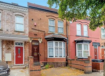 Thumbnail 2 bed terraced house for sale in Antrobus Road, Birmingham, West Midlands