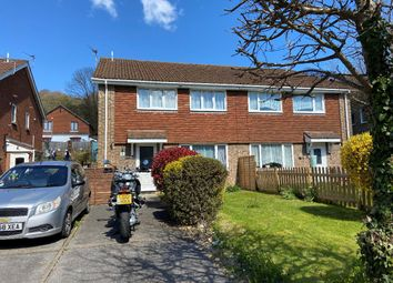 Thumbnail 2 bed terraced house to rent in Leyburne Road, Dover