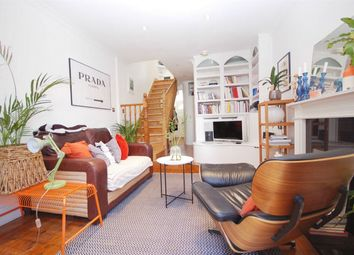 Thumbnail 3 bed terraced house for sale in Yewfield Road, Willesden, London