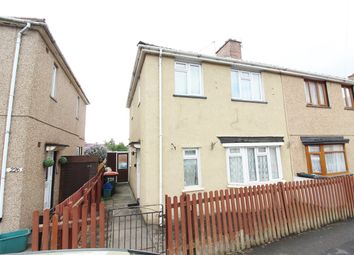 Thumbnail 3 bed semi-detached house for sale in Cromwell Road, Newport