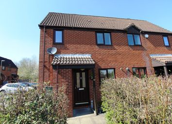 Thumbnail 1 bed end terrace house for sale in Balmoral Way, Basingstoke