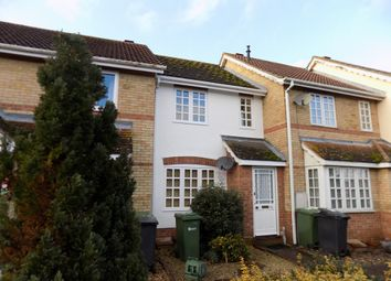 Thumbnail 2 bed terraced house to rent in Hawthorn Close, Halstead