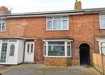 Thumbnail 3 bed terraced house for sale in Fernbank Road, Birmingham