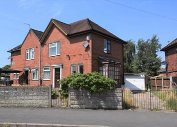 Thumbnail 2 bed semi-detached house for sale in Harrowby Road, Meir, Stoke-On-Trent