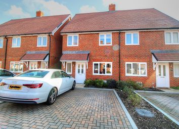 Thumbnail 3 bed semi-detached house for sale in Meadowsweet Lane, Stone Cross, Pevensey