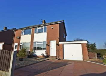 Thumbnail 2 bed semi-detached house for sale in Yewdale Road, Carlisle