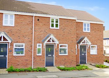 Thumbnail 2 bed terraced house to rent in Fairfield Road, Warminster