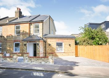 Thumbnail 3 bed end terrace house for sale in Cowper Road, Bromley, Kent