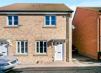 Thumbnail 2 bed semi-detached house for sale in Littleport, Ely, Cambridgeshire