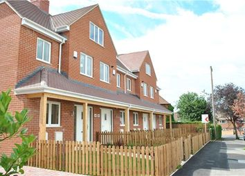 Thumbnail 3 bed terraced house for sale in Plot 3, St Marks Court, Tennyson Road, Cheltenham, Gloucestershire