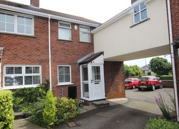 Thumbnail 1 bedroom flat for sale in Burneys Mews, Newtownabbey