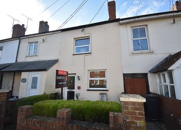 Thumbnail 3 bed cottage for sale in Clyst Honiton, Near Exeter