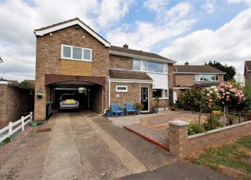 4 bed detached house for sale in Harvey Close, Bourne PE10