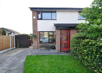 Thumbnail 2 bed semi-detached house for sale in Beatty Drive, Westhoughton, Bolton