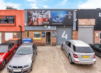Thumbnail Industrial to let in Cobbold Road, London