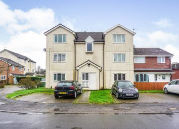 Thumbnail 1 bedroom flat for sale in Bishop Hannon Drive, Cardiff