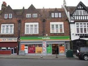 Thumbnail 1 bed flat to rent in Eltham High Street, Eltham