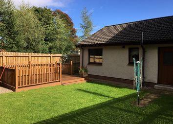 Thumbnail 2 bed semi-detached bungalow for sale in Seton Close, Blairgowrie
