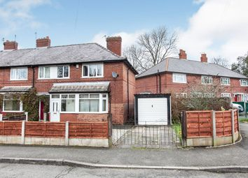 Thumbnail 3 bed semi-detached house for sale in Desmond Road, Manchester