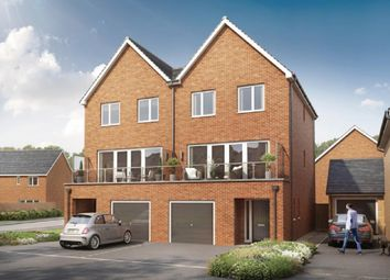 Thumbnail 4 bed semi-detached house for sale in Apple Tree Close, Norton Fitzwarren, Taunton