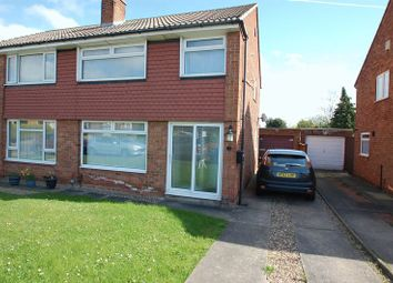 Thumbnail 3 bed semi-detached house to rent in Masterton Drive, Hartburn, Stockton-On-Tees