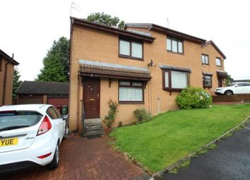 Thumbnail 2 bed semi-detached house for sale in Menteith Drive, Rutherglen, Glasgow, South Lanarkshire