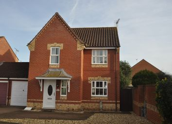 Thumbnail 3 bed detached house for sale in Plummers Dell, Great Blakenham, Ipswich
