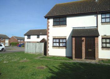 Thumbnail 1 bedroom maisonette to rent in Stour View Avenue, Mistley, Manningtree, Essex