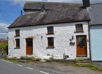 Thumbnail 2 bed semi-detached house for sale in Glandyrfal, East Carmarthenshire, Llangadog