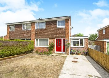 Thumbnail 4 bedroom semi-detached house for sale in Barns Road, Ferndown